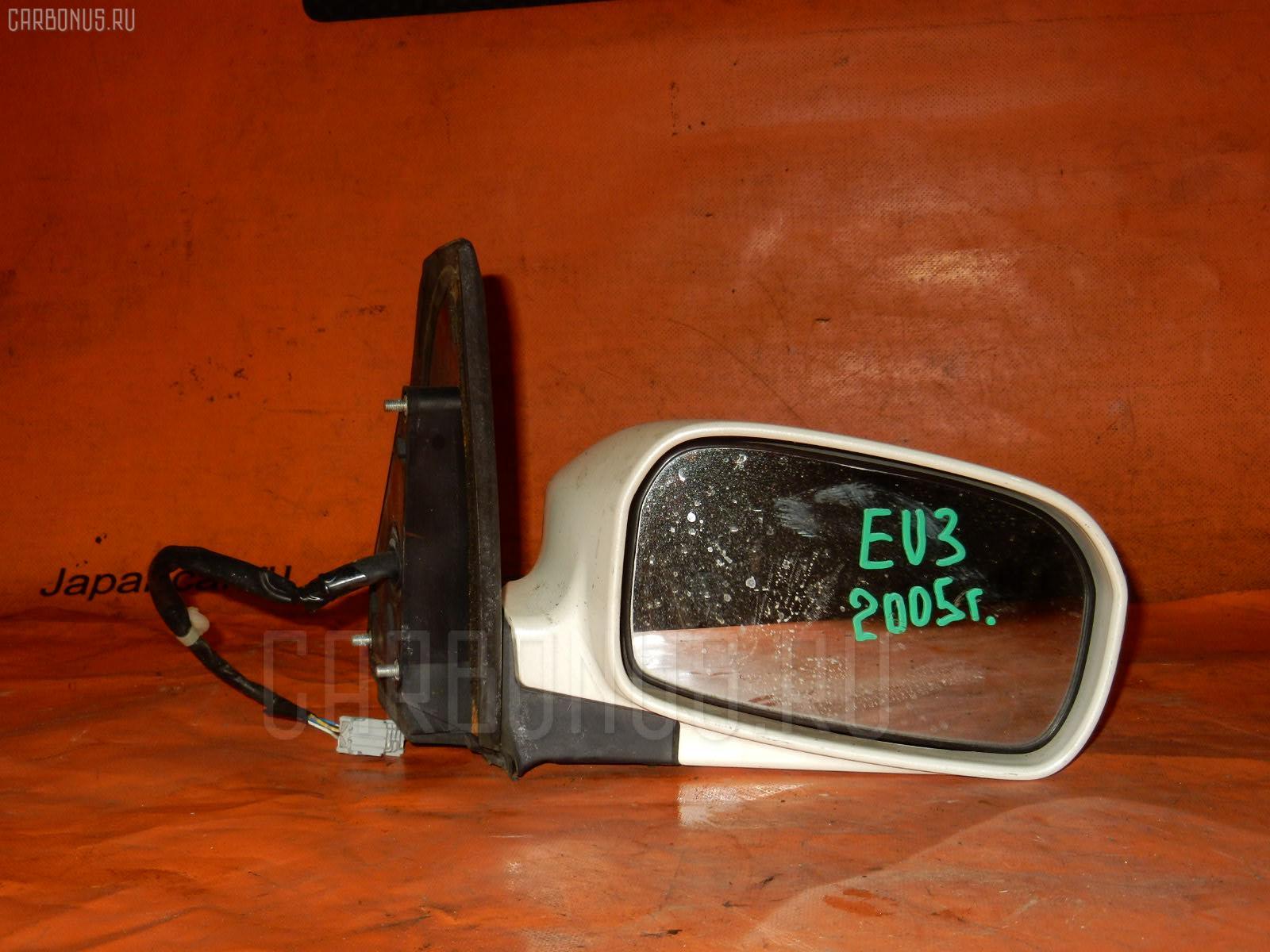 Зеркало двери боковой HONDA CIVIC EU3. Фото 11