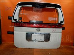 Дверь задняя Nissan Elgrand E51 Фото 2