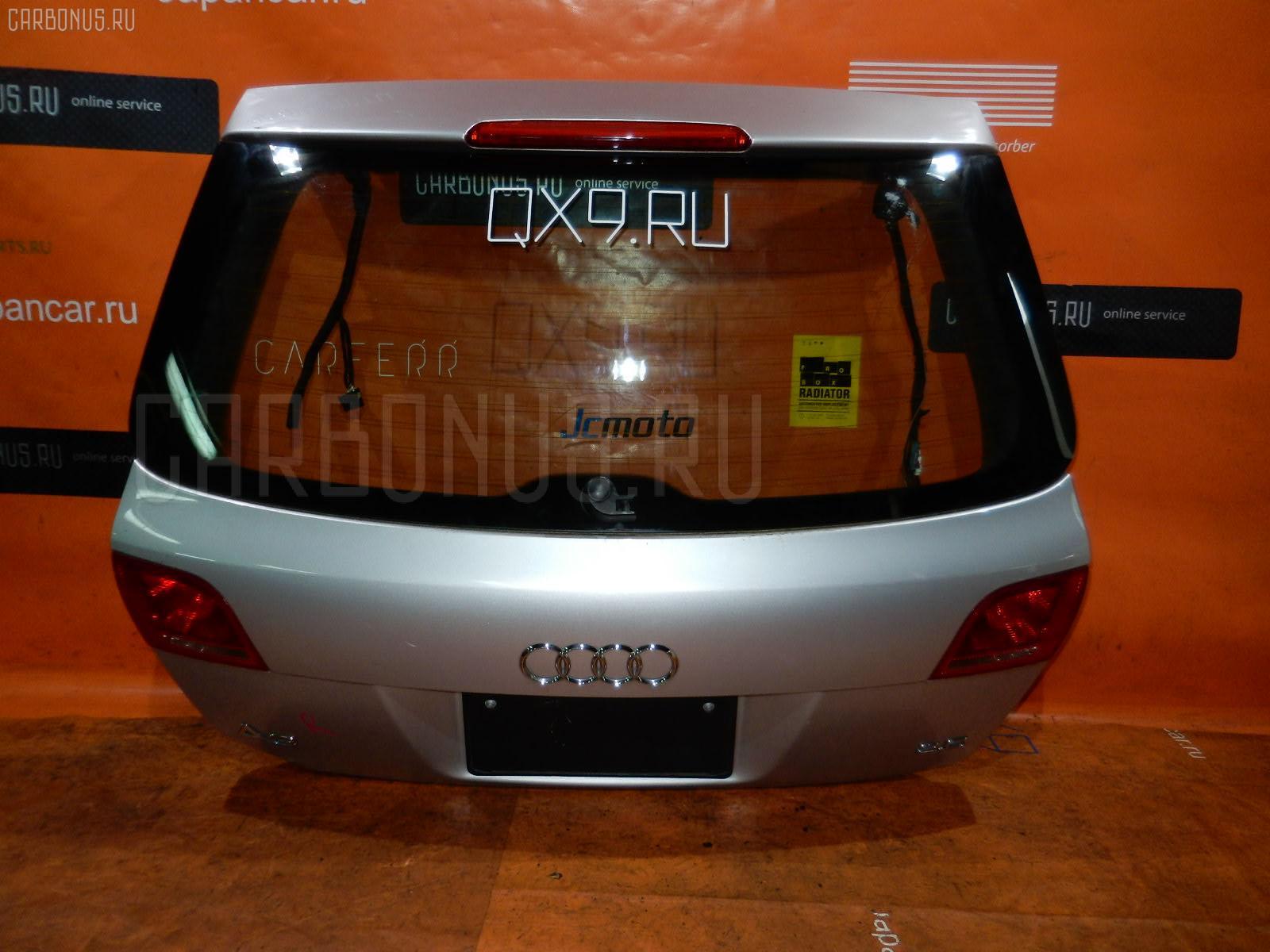 Дверь задняя Audi A3 sportback 8PBLR Фото 1