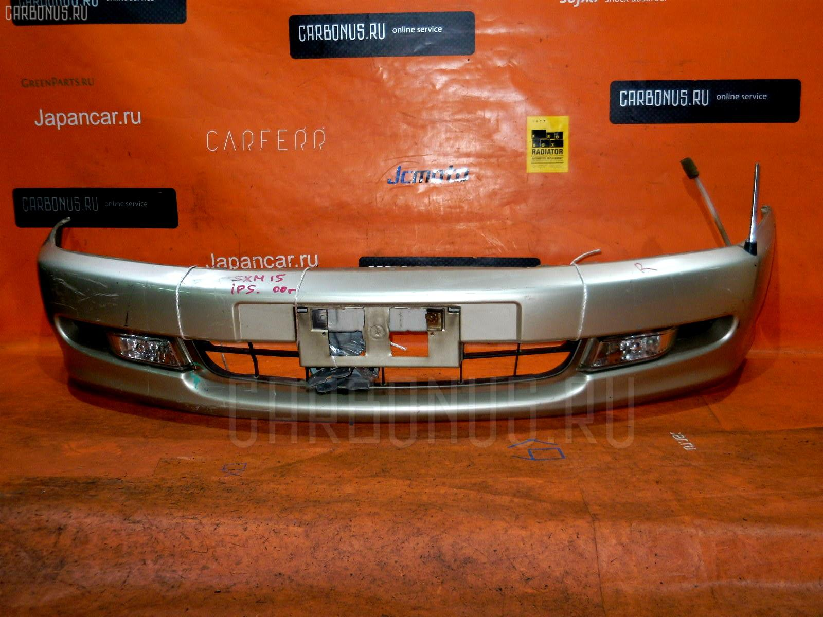 Бампер TOYOTA IPSUM SXM15G. Фото 9