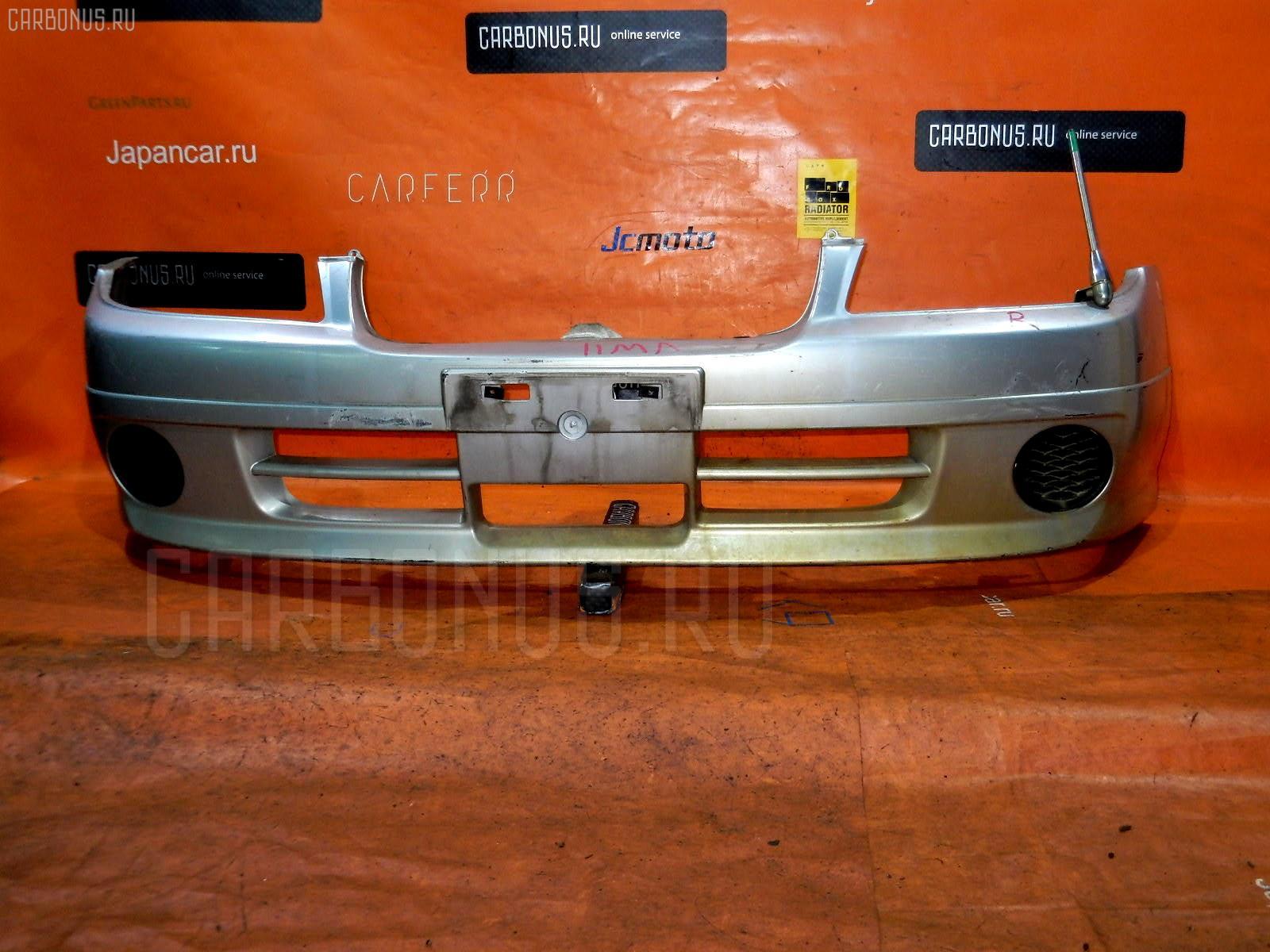 Бампер NISSAN EXPERT VW11. Фото 11