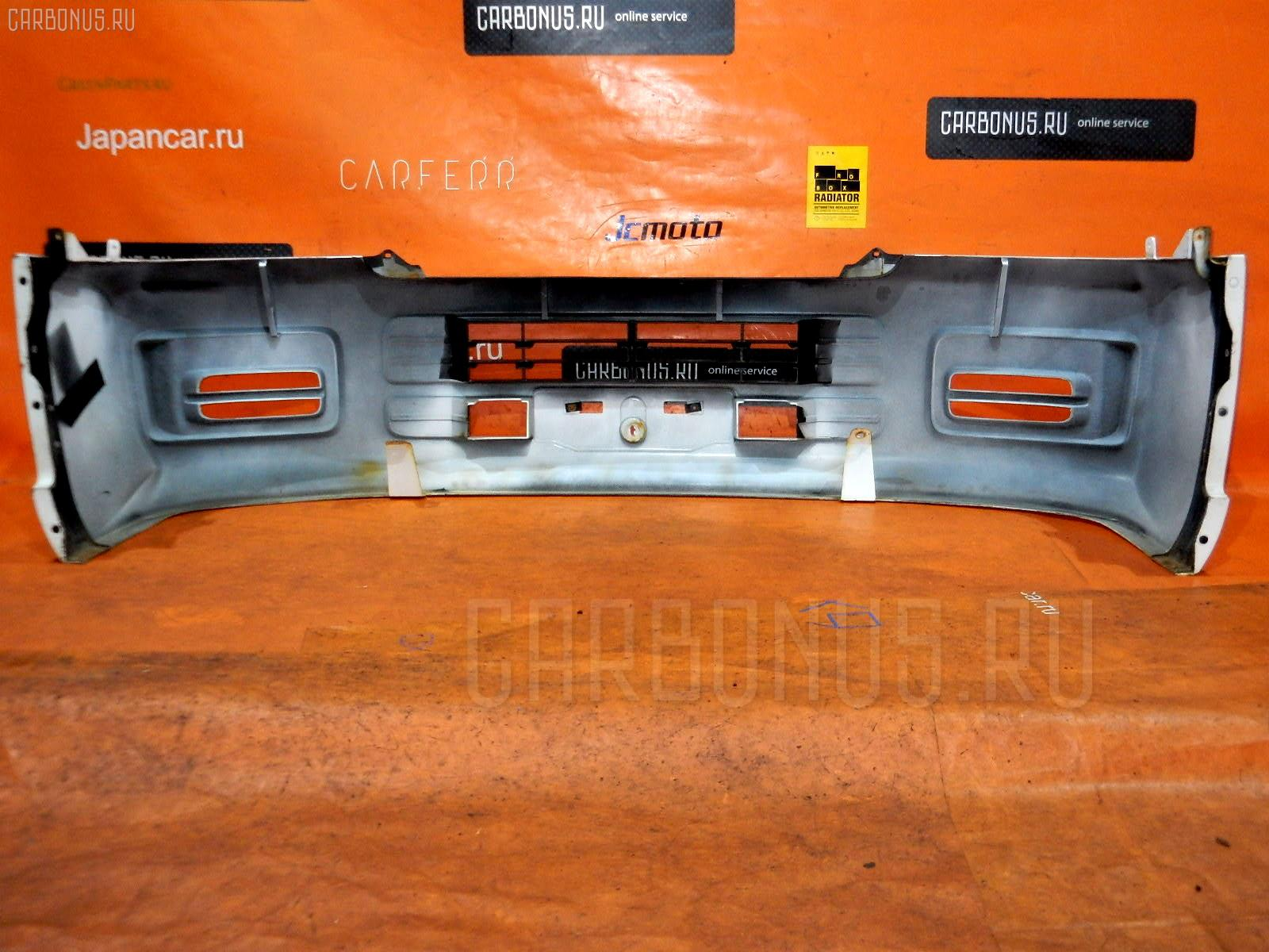 Бампер NISSAN CARAVAN VPE25. Фото 7