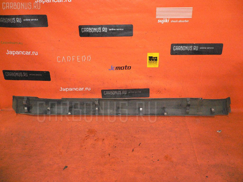 Порог кузова пластиковый ( обвес ) HONDA ODYSSEY RA6 Фото 12