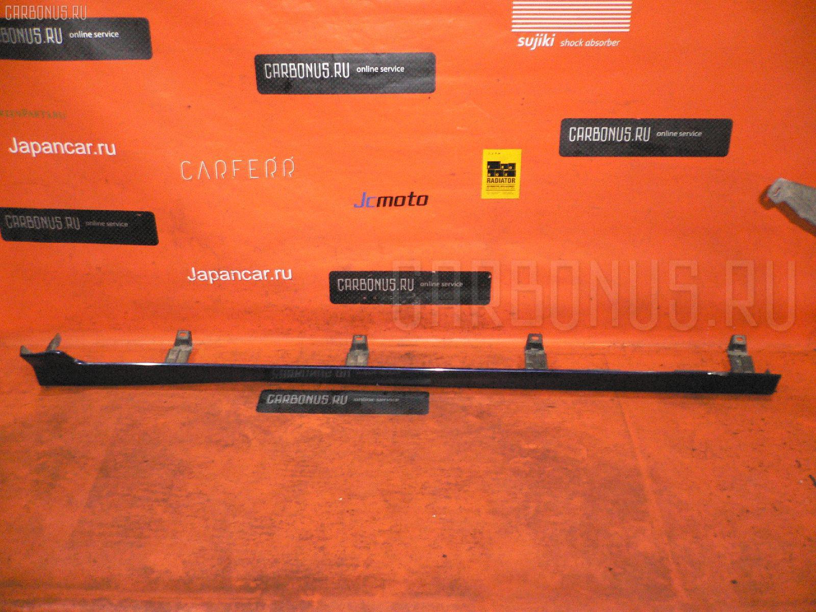 Порог кузова пластиковый ( обвес ) HONDA STREAM RN4. Фото 4