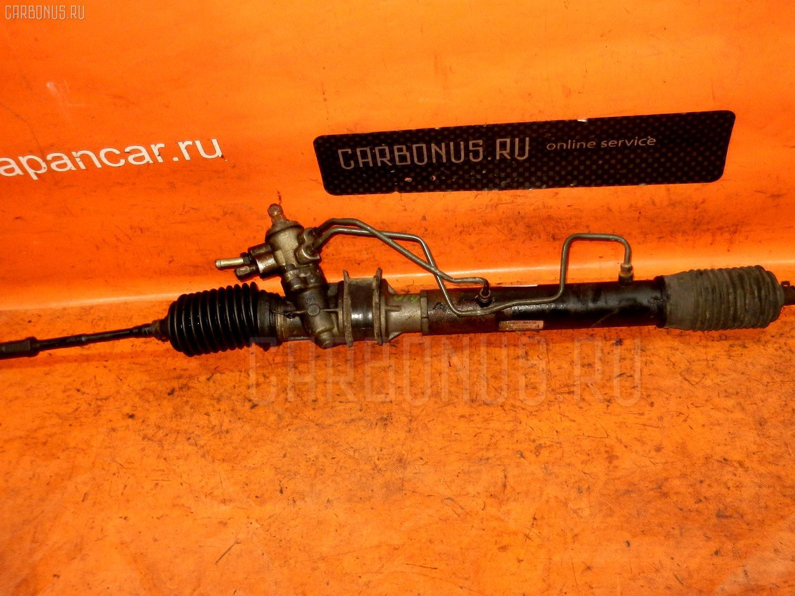 Рулевая рейка NISSAN AVENIR PNW11 SR20DE. Фото 7