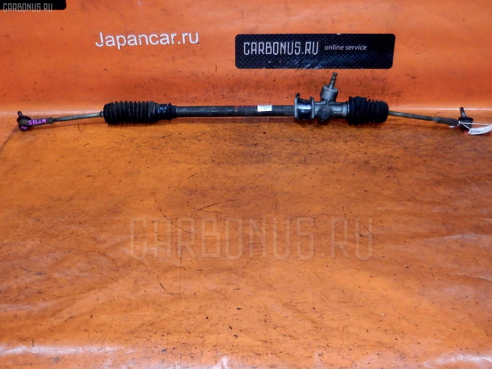Рулевая рейка SUZUKI SWIFT HT51S M13A. Фото 11