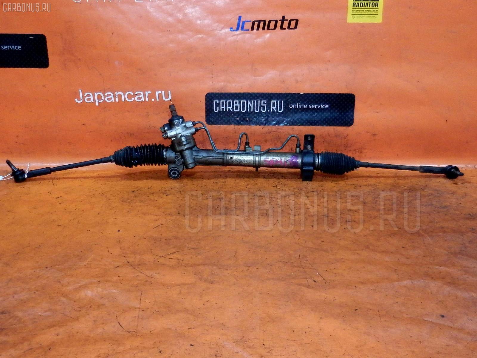 Рулевая рейка TOYOTA IPSUM SXM15G 3S-FE. Фото 8