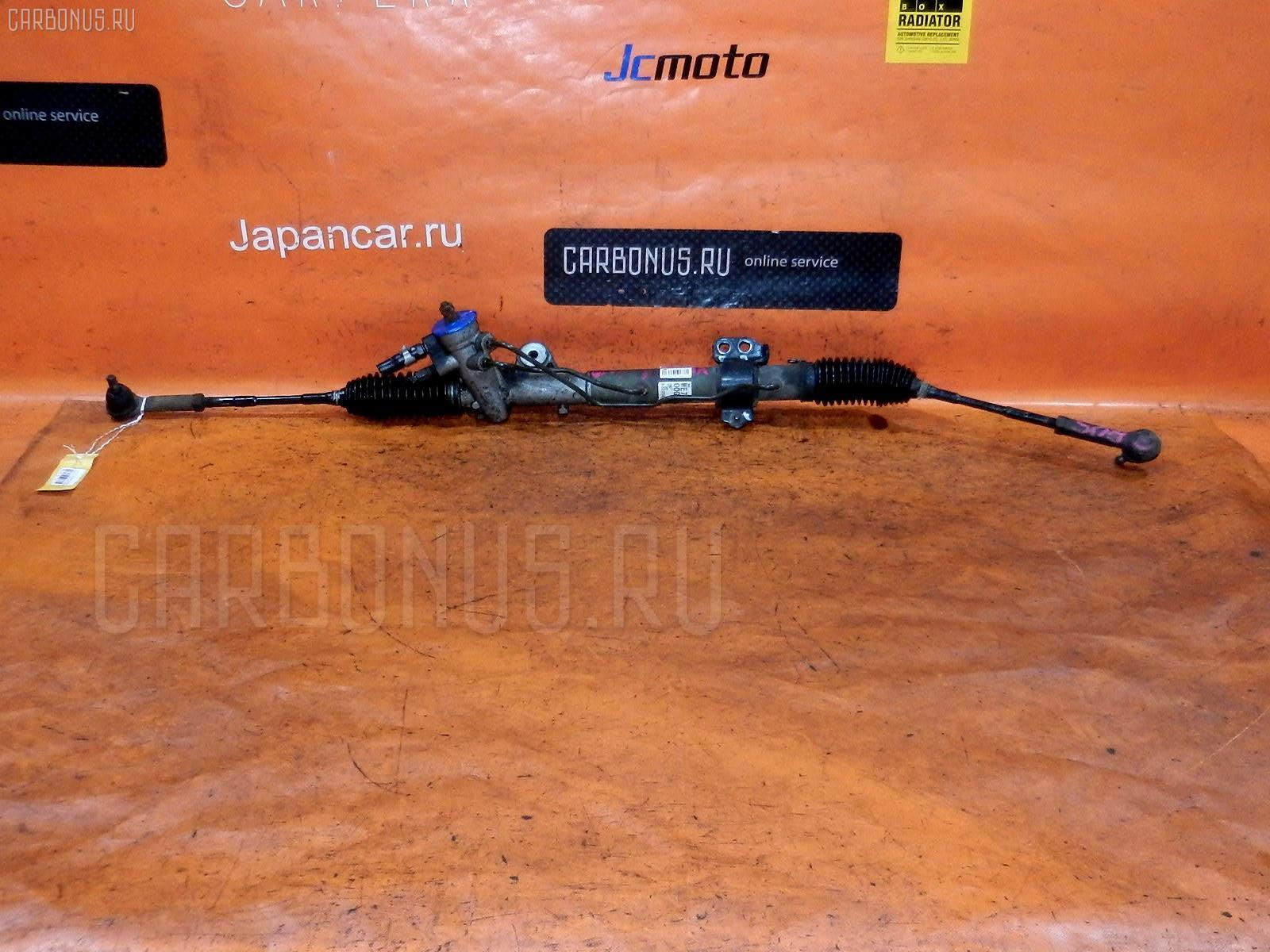 Рулевая рейка NISSAN AD VHNY11 QG18DE. Фото 6