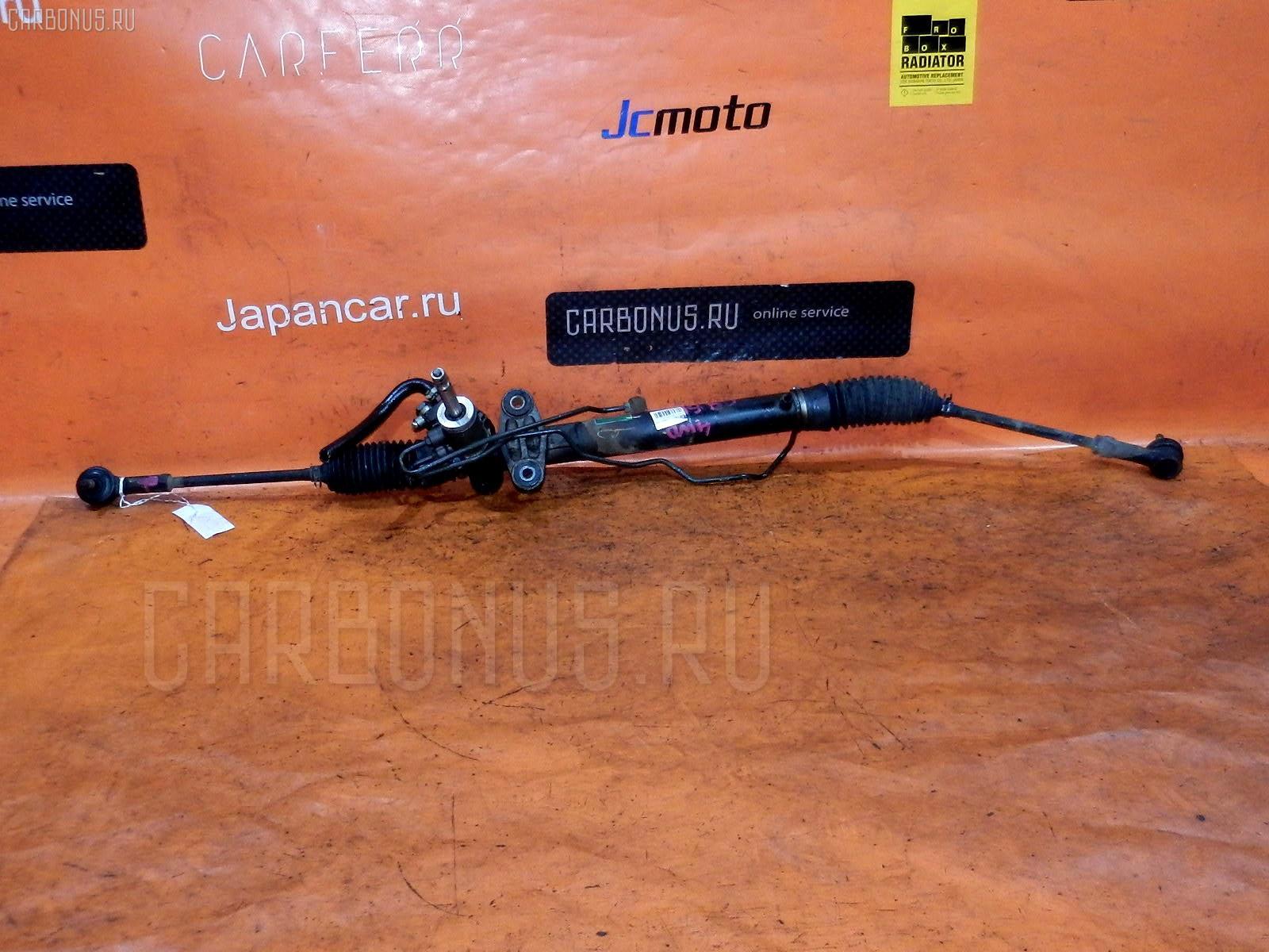 Рулевая рейка MITSUBISHI DION CR6W 4G94. Фото 9