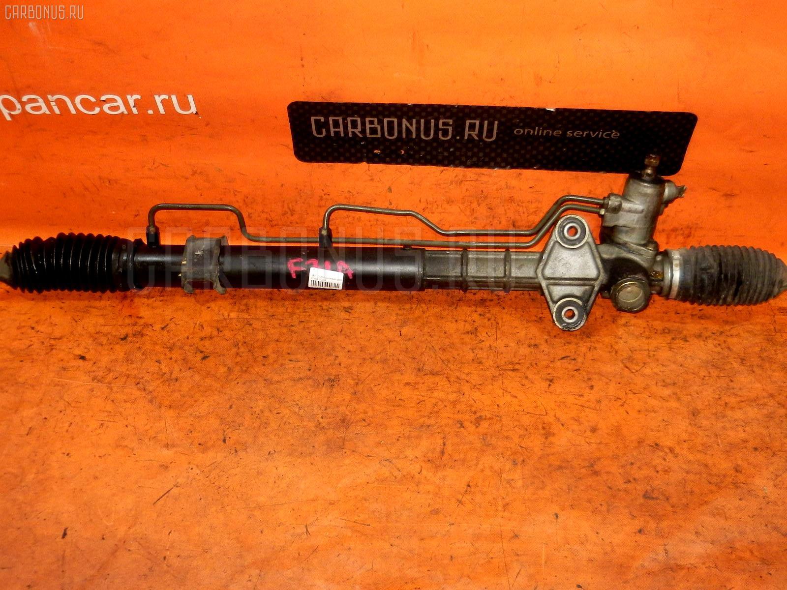 Рулевая рейка MITSUBISHI DIAMANTE F31A 6G73. Фото 2