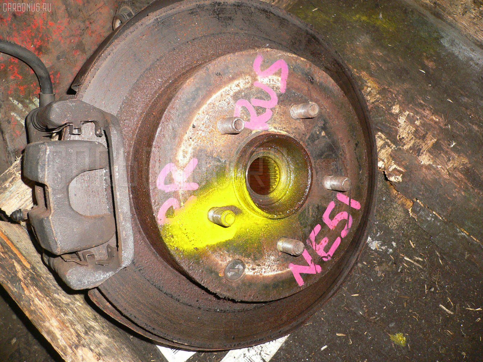 Ступица NISSAN ELGRAND NE51 VQ35DE. Фото 5