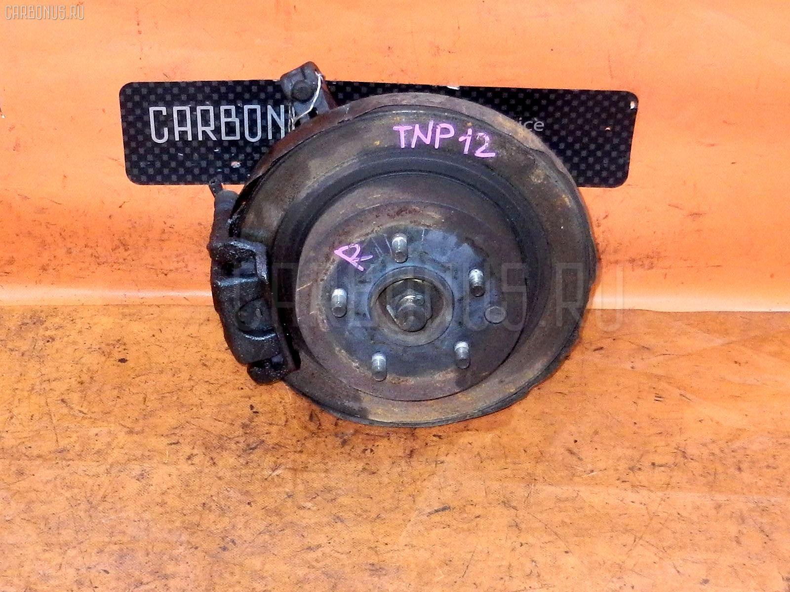 Ступица NISSAN PRIMERA TNP12 QR20DE. Фото 4