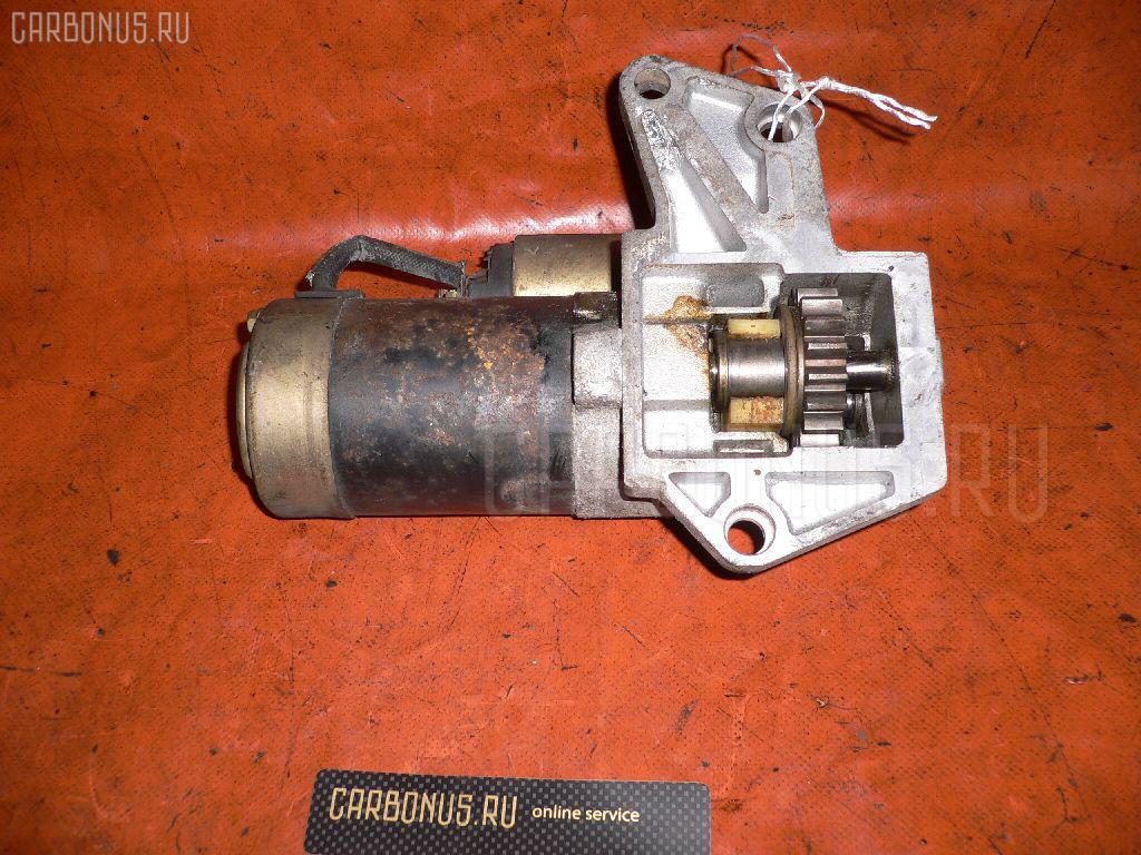 Стартер MAZDA MPV LW5W GY. Фото 10