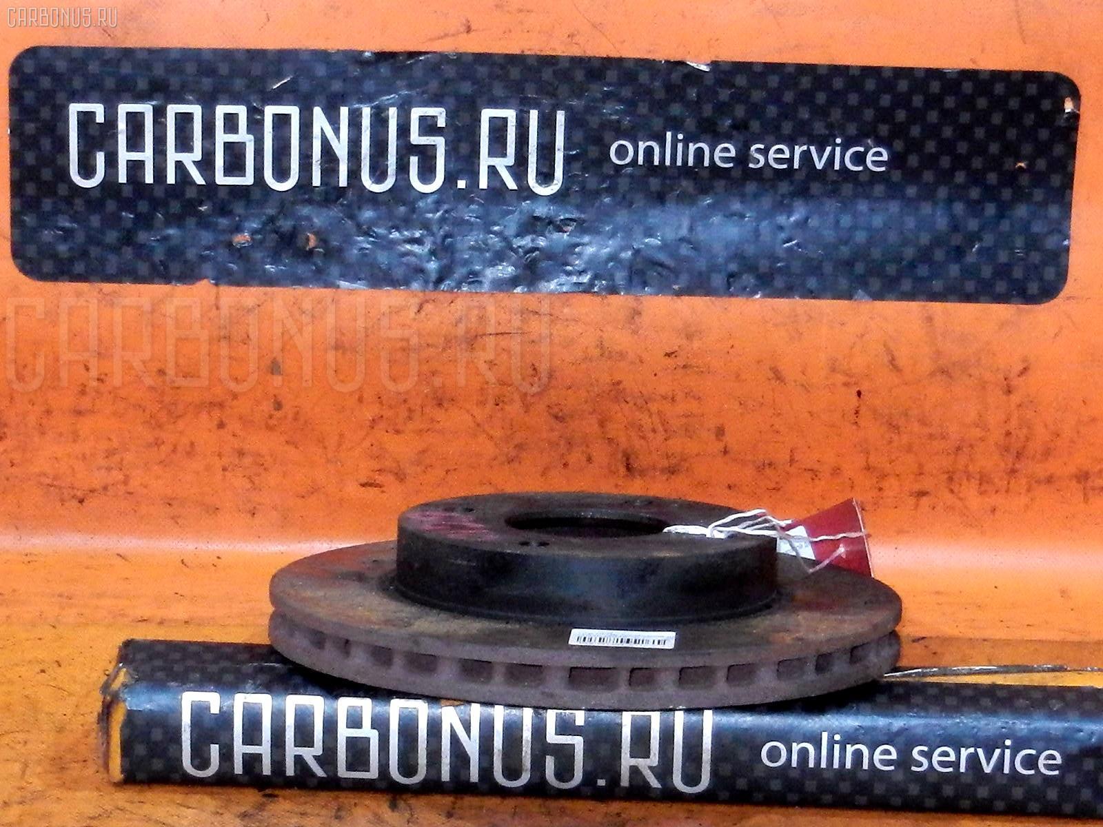 Тормозной диск NISSAN WINGROAD WFY11 QG15DE. Фото 7