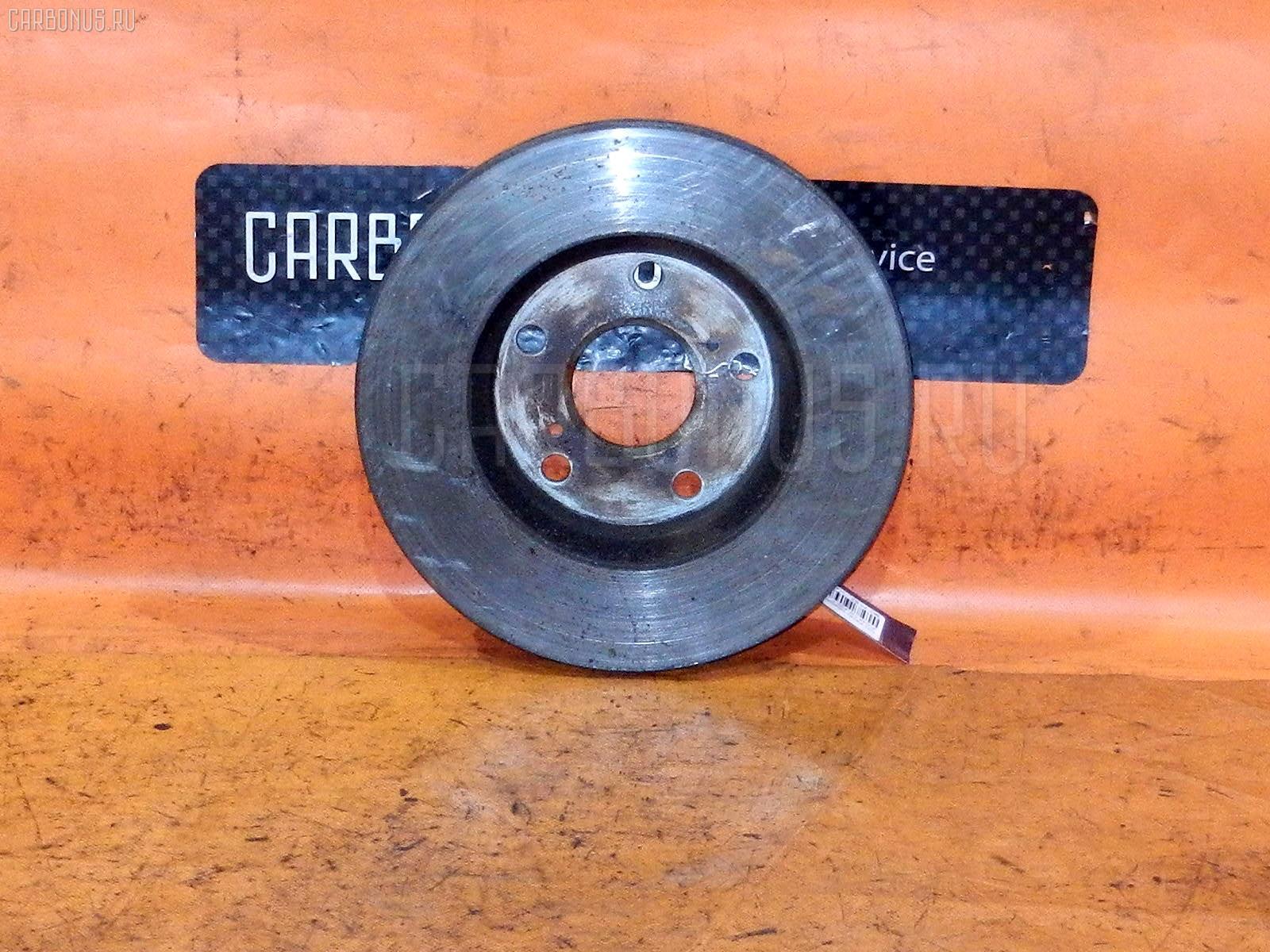 Тормозной диск TOYOTA CROWN JZS151 1JZ-GE. Фото 11