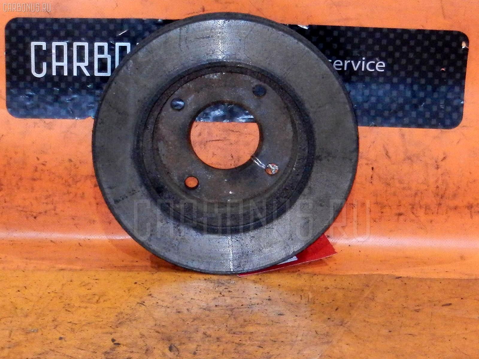 Тормозной диск NISSAN WINGROAD WFY11 QG15DE. Фото 8