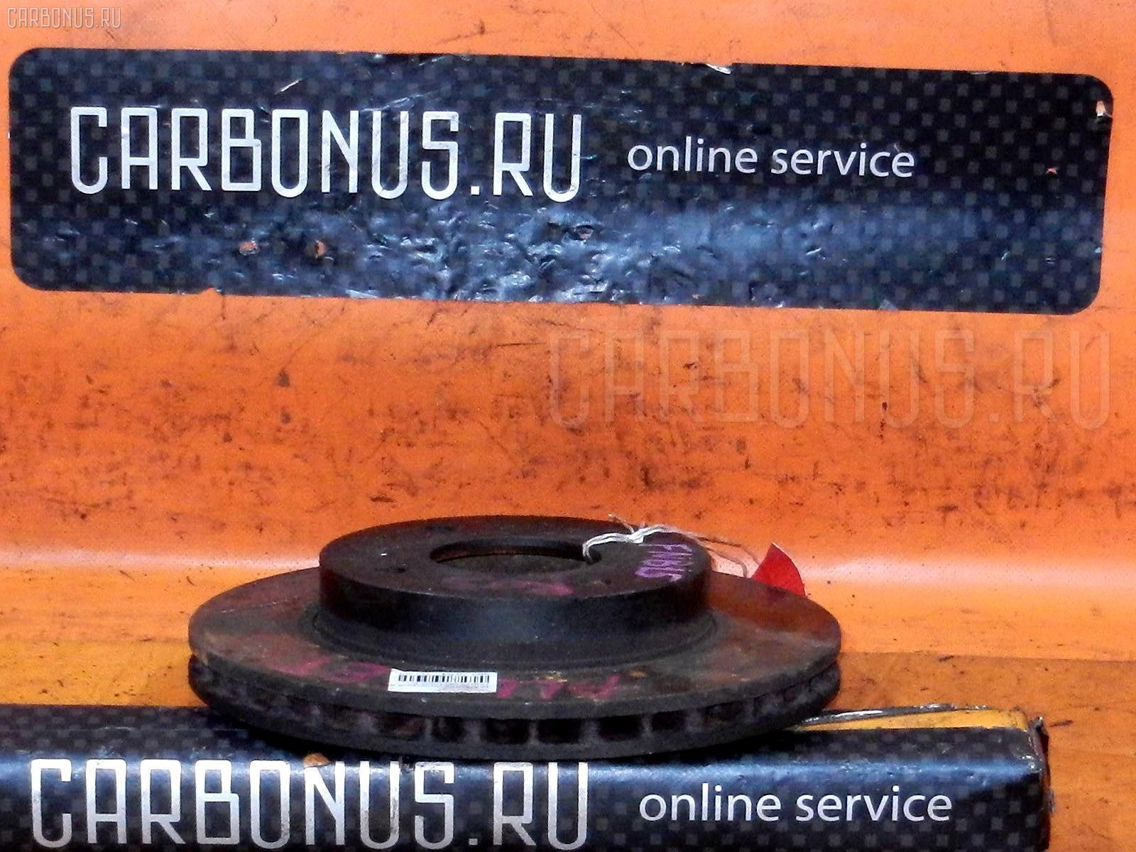 Тормозной диск NISSAN WINGROAD WFY11 QG15DE. Фото 10