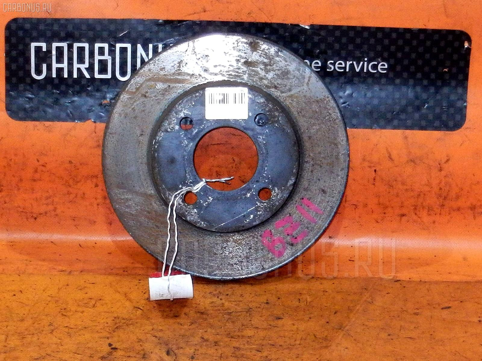 Тормозной диск NISSAN TIIDA LATIO SC11 HR15DE. Фото 3
