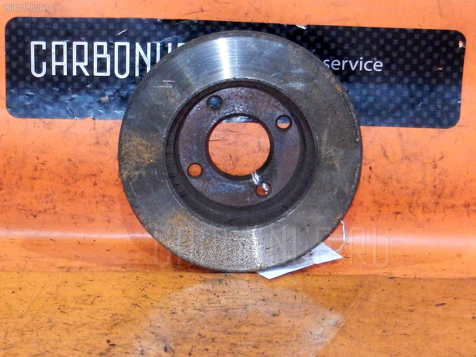Тормозной диск NISSAN TIIDA LATIO SC11 HR15DE. Фото 8