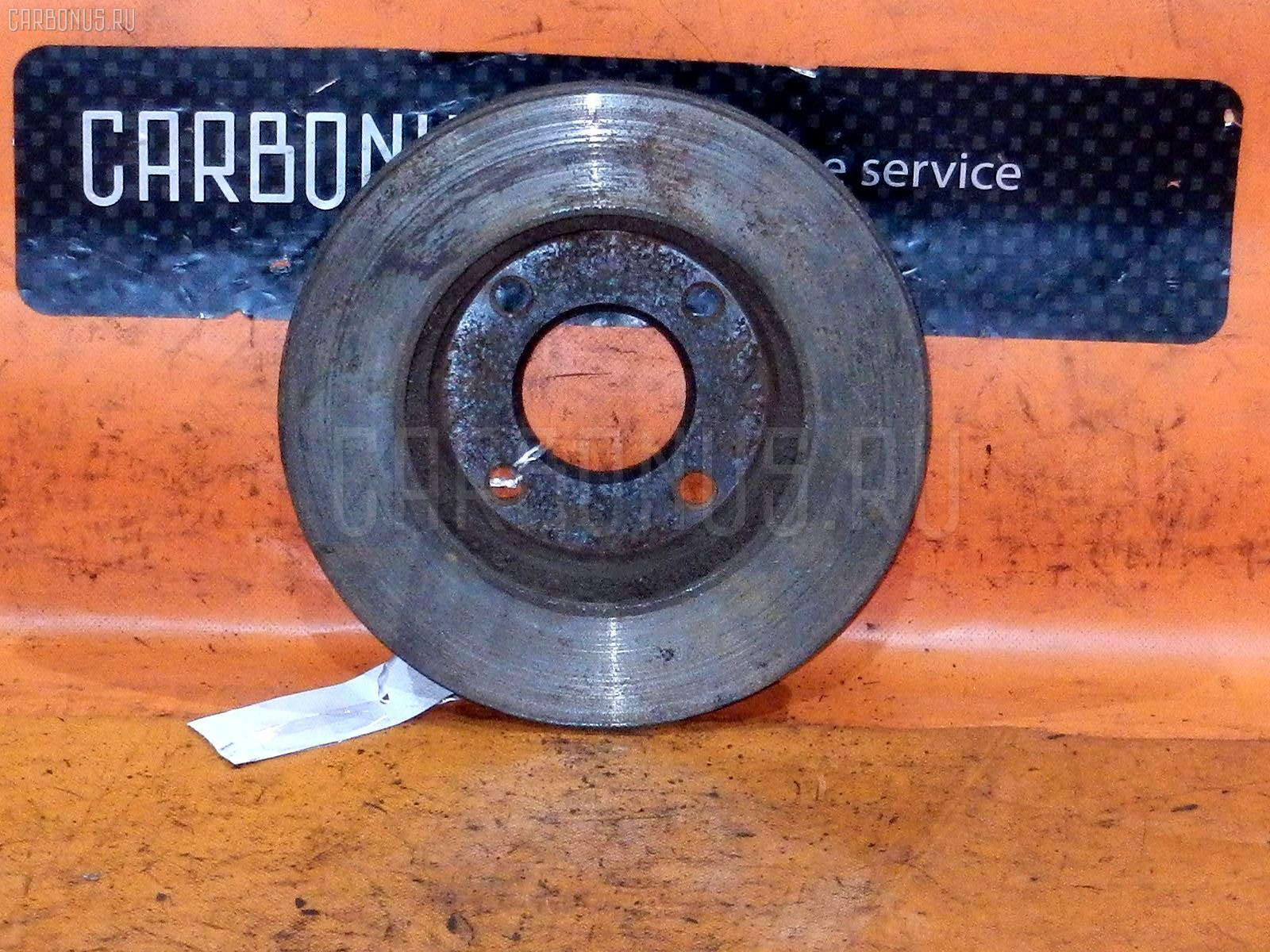 Тормозной диск NISSAN TIIDA LATIO SC11 HR15DE. Фото 9