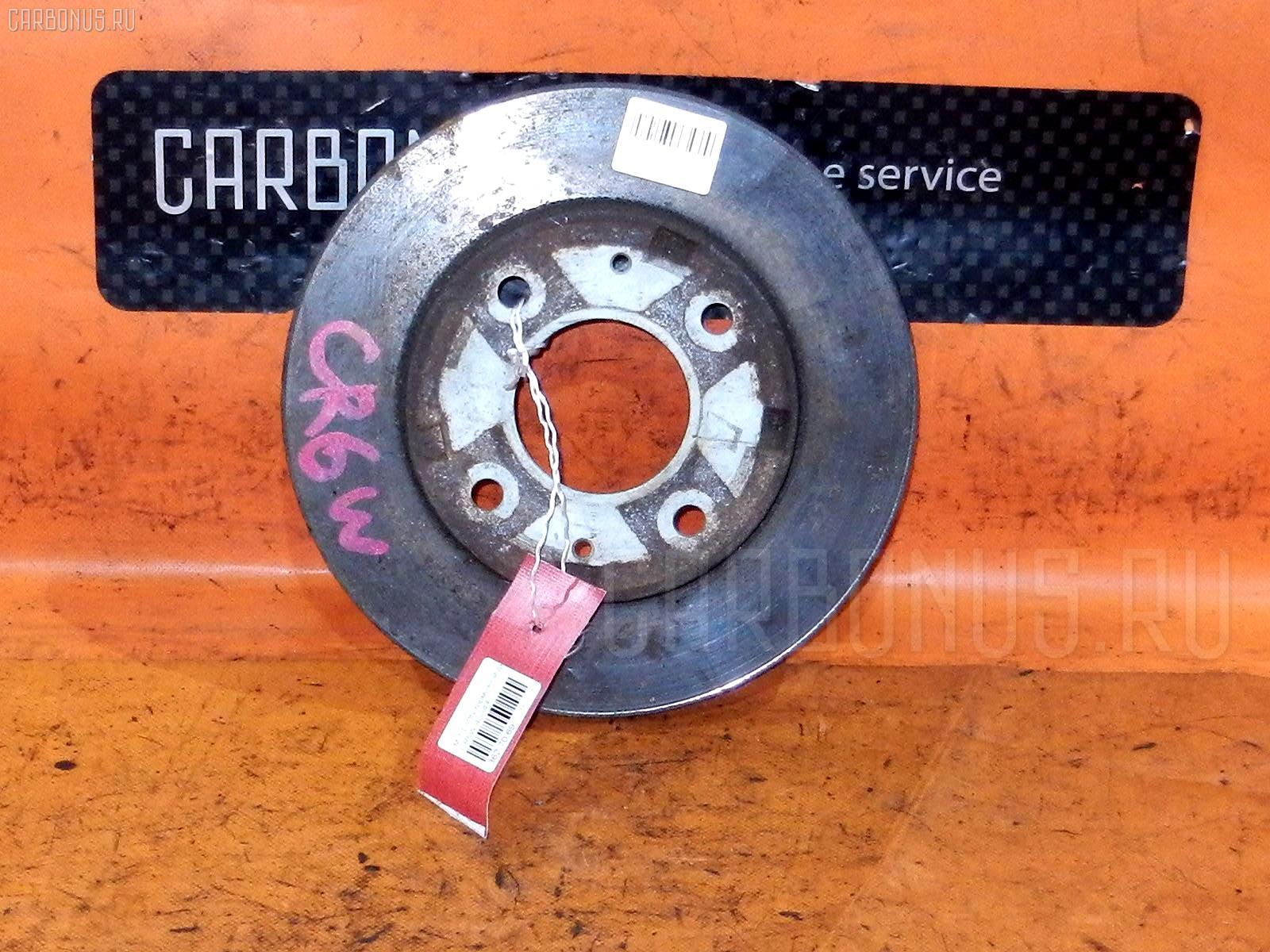 Тормозной диск MITSUBISHI DION CR6W 4G94 Фото 1