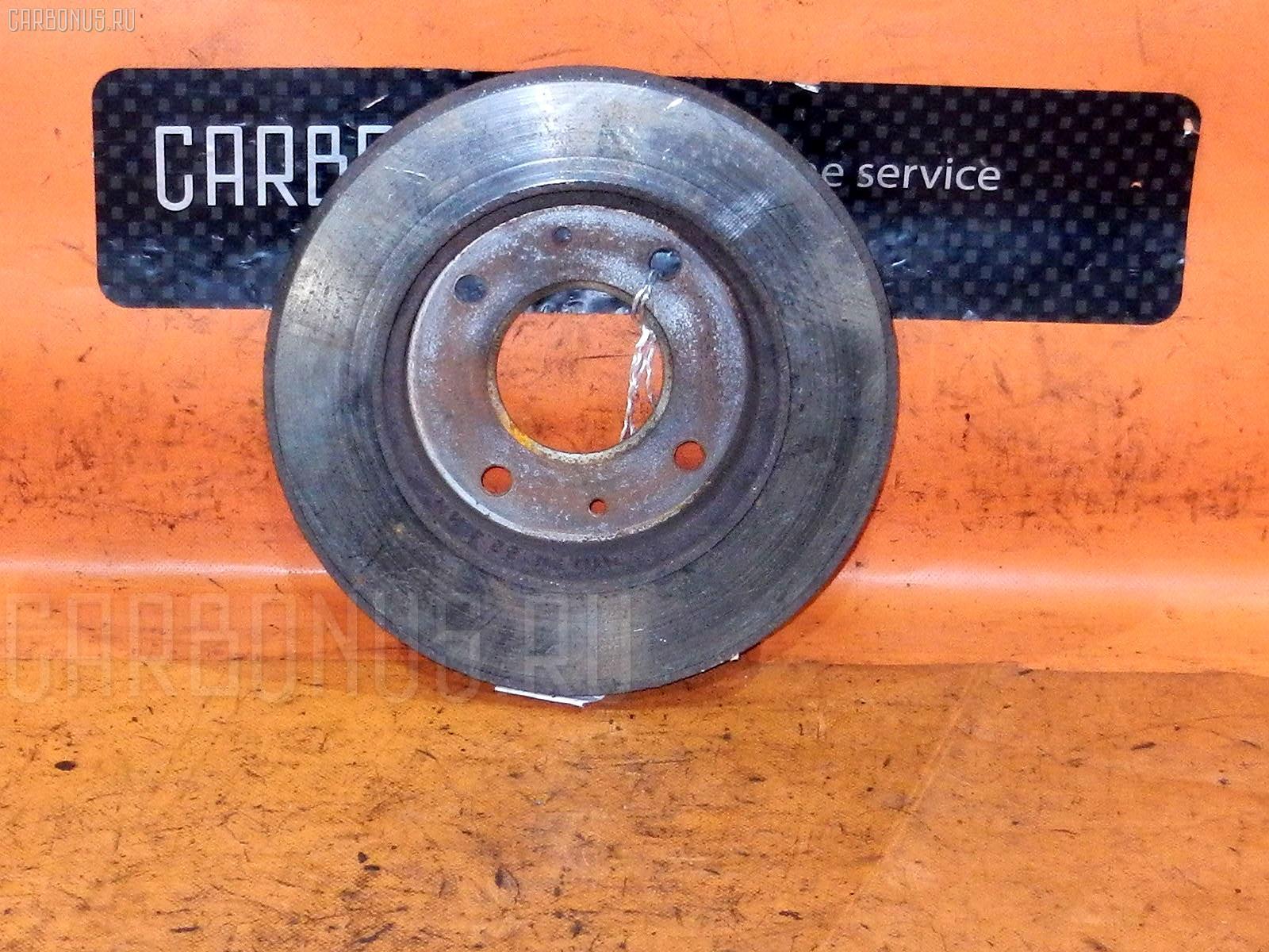 Тормозной диск MITSUBISHI DION CR6W 4G94 Фото 3