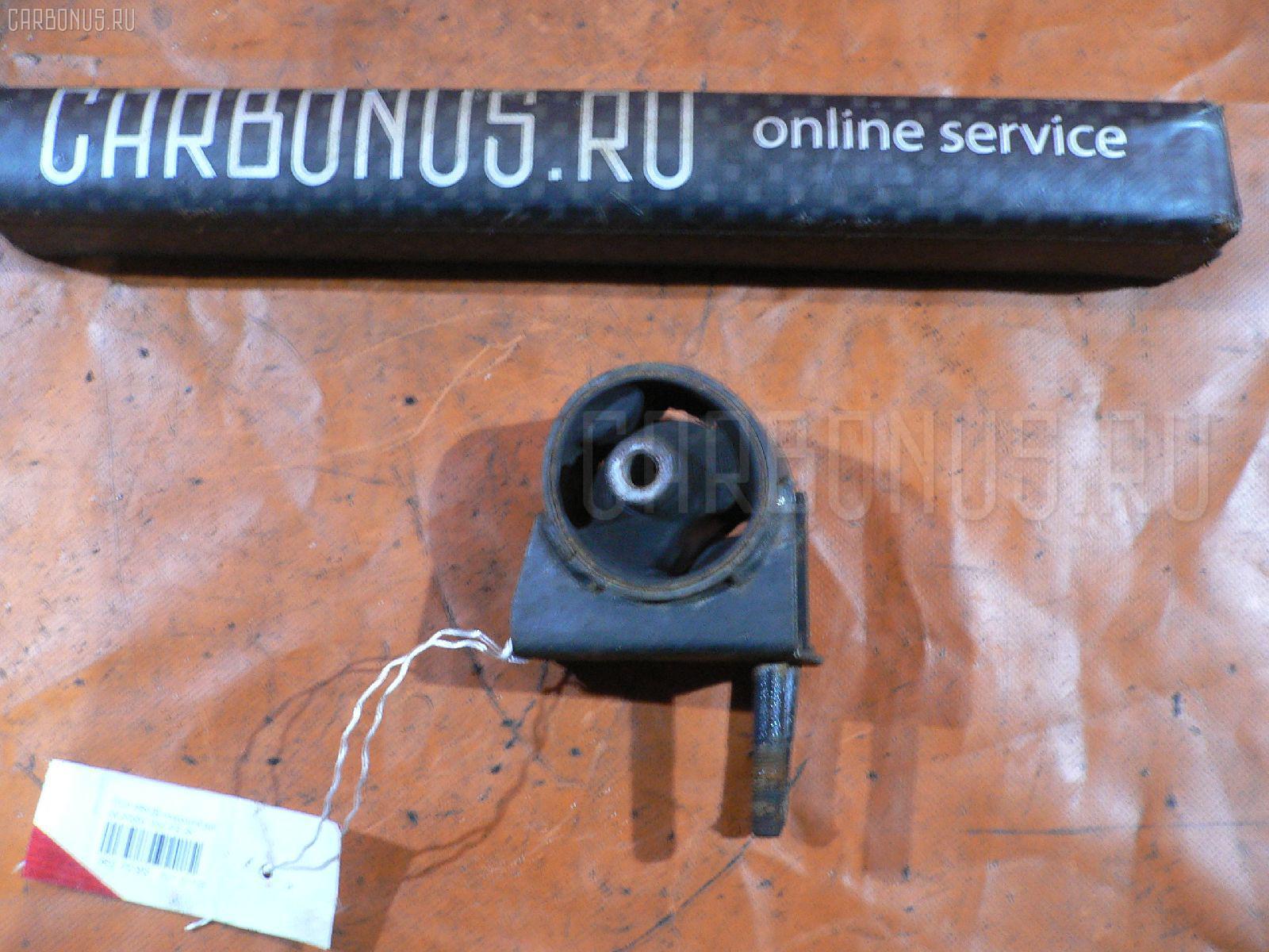 Подушка двигателя TOYOTA PROBOX NCP55V 1NZ-FE. Фото 4