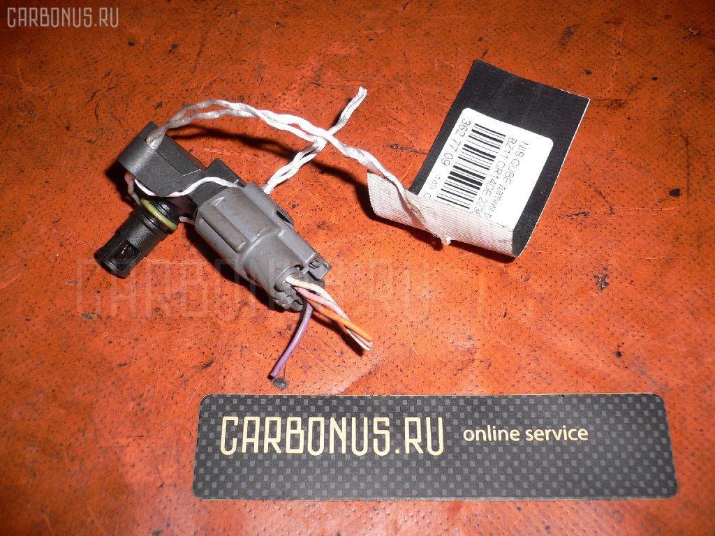 Датчик расхода воздуха NISSAN CUBE BZ11 CR14DE Фото 1