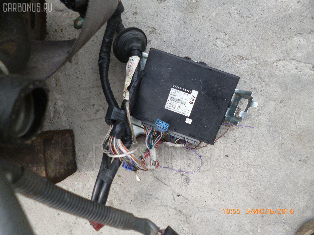 Двигатель TOYOTA PASSO QNC10 K3-VE Фото 3