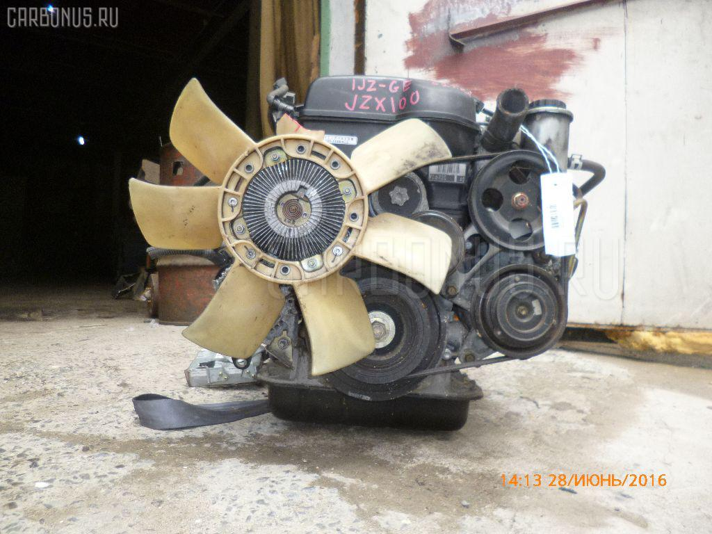 Двигатель TOYOTA CHASER JZX100 1JZ-GE Фото 10