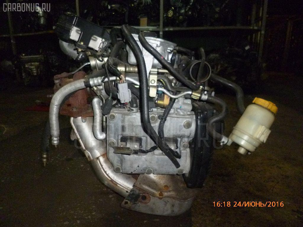 Двигатель SUBARU FORESTER SG5 EJ20T Фото 11