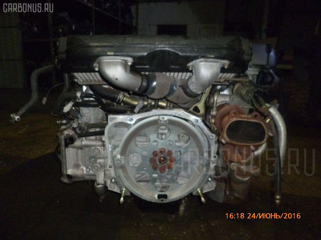 Двигатель SUBARU FORESTER SG5 EJ20T Фото 16
