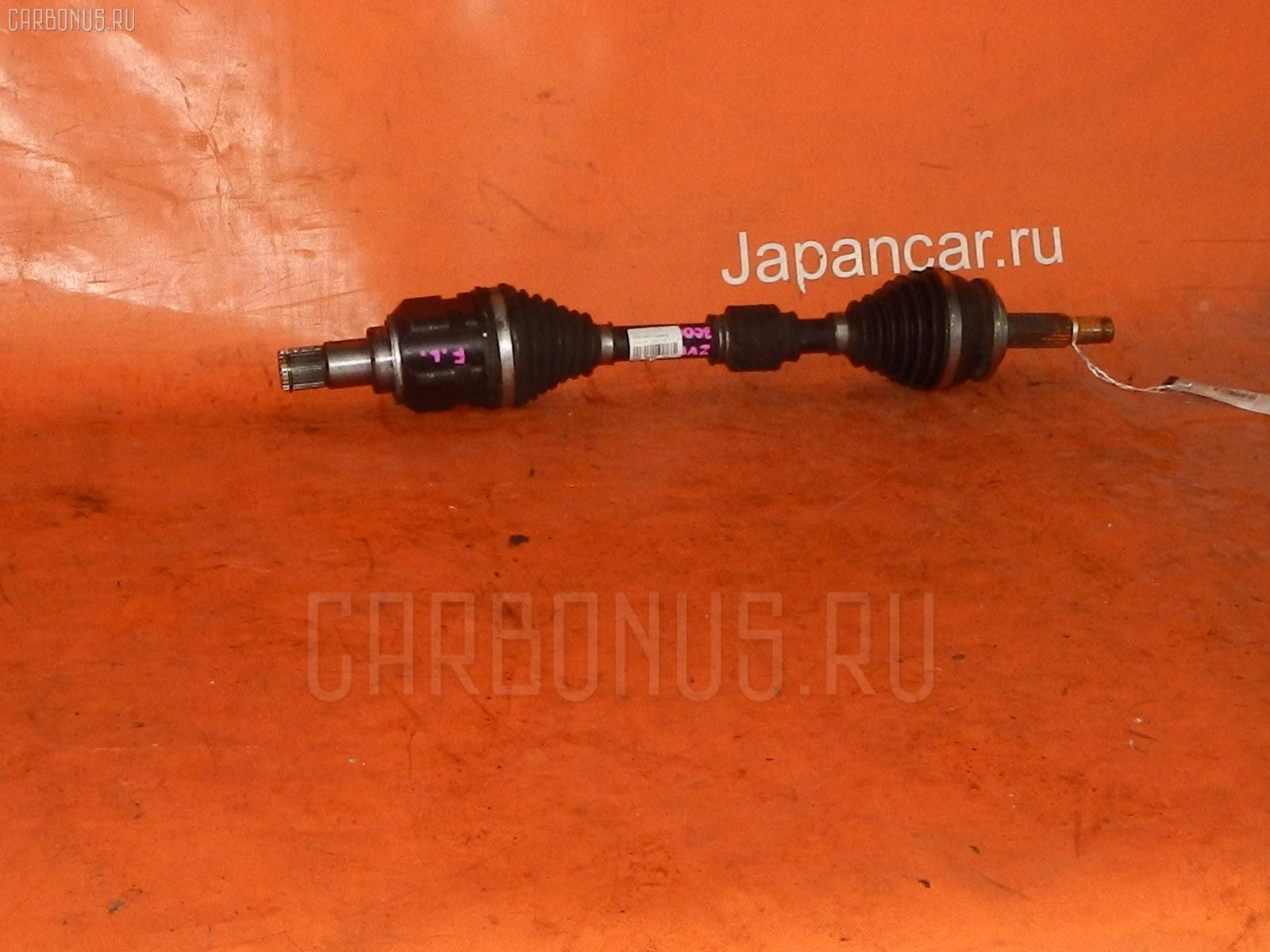 Привод TOYOTA PRIUS ZVW35 2ZR-FXE Фото 1