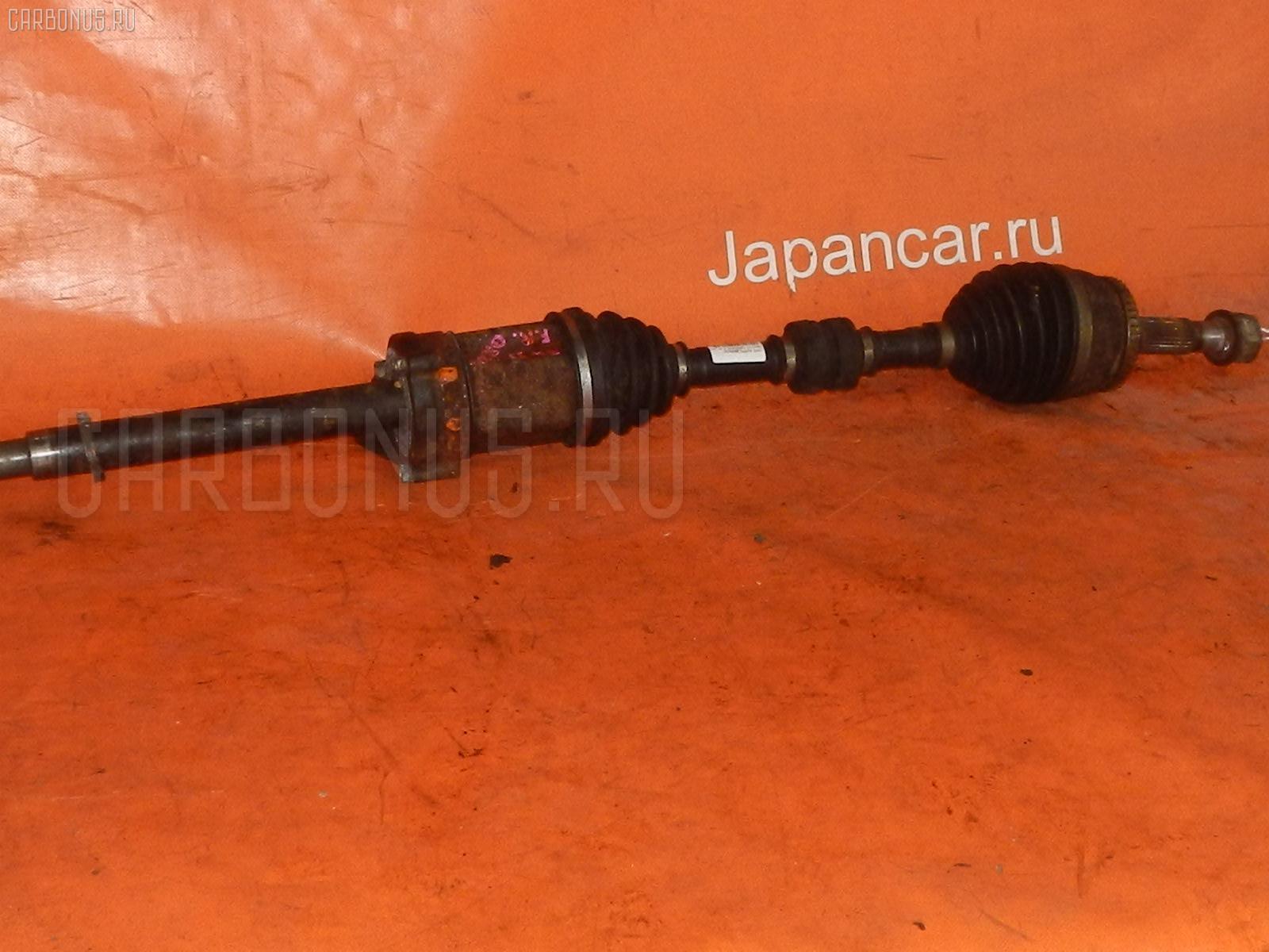Привод NISSAN AVENIR RW11 QR20DE. Фото 1