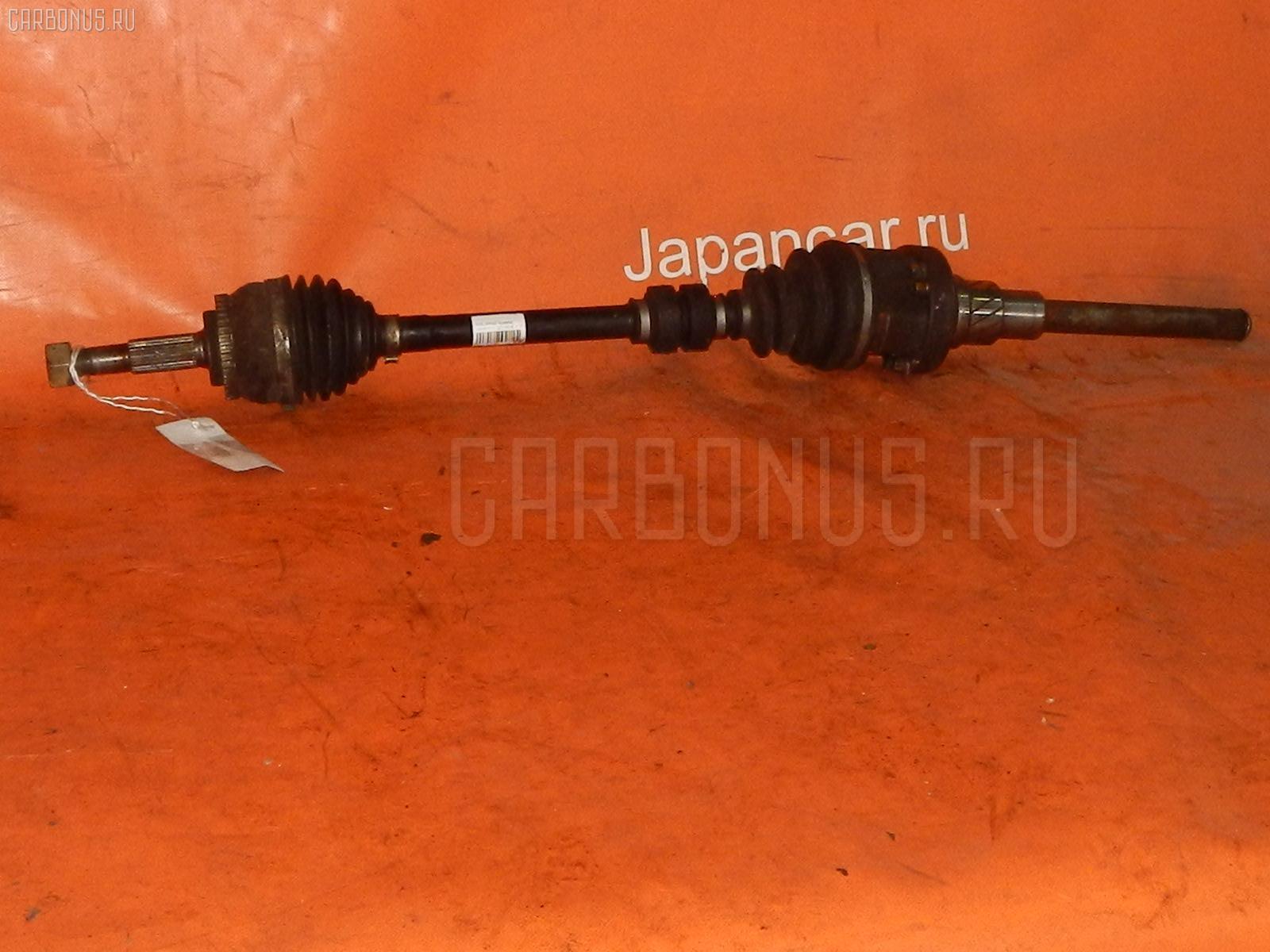 Привод Nissan Wingroad WHNY11 QG18DE Фото 1
