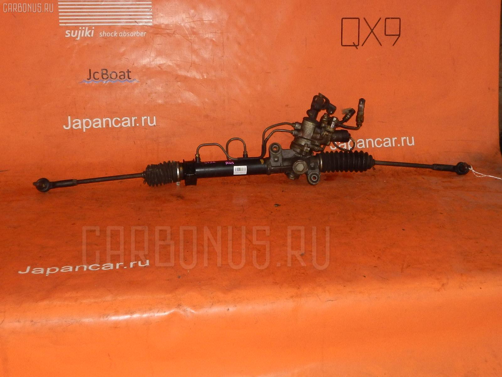 Рулевая рейка TOYOTA CAMRY SV32 3S-FE. Фото 2