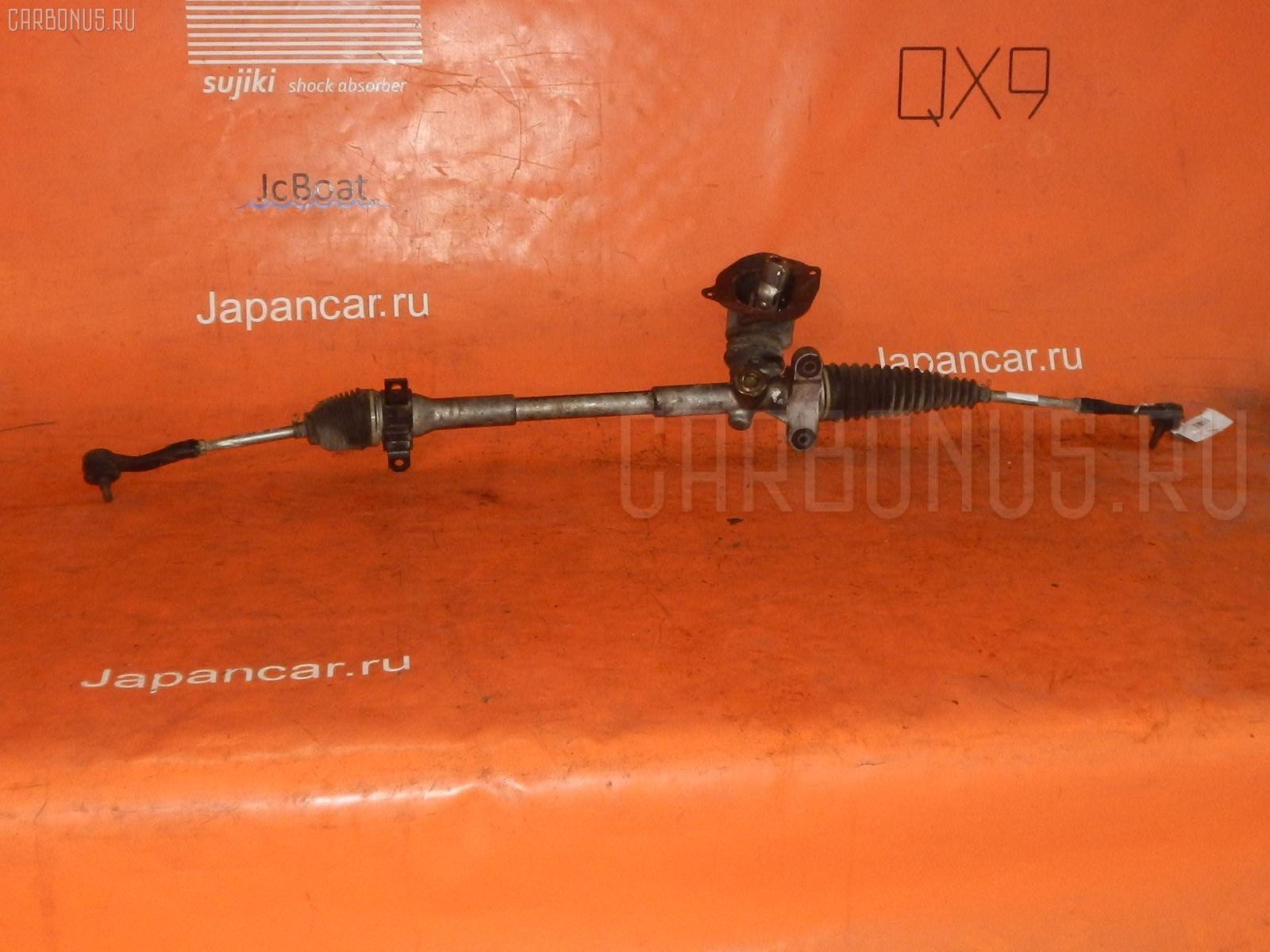 Рулевая рейка TOYOTA PASSO KGC10 1KR-FE. Фото 9