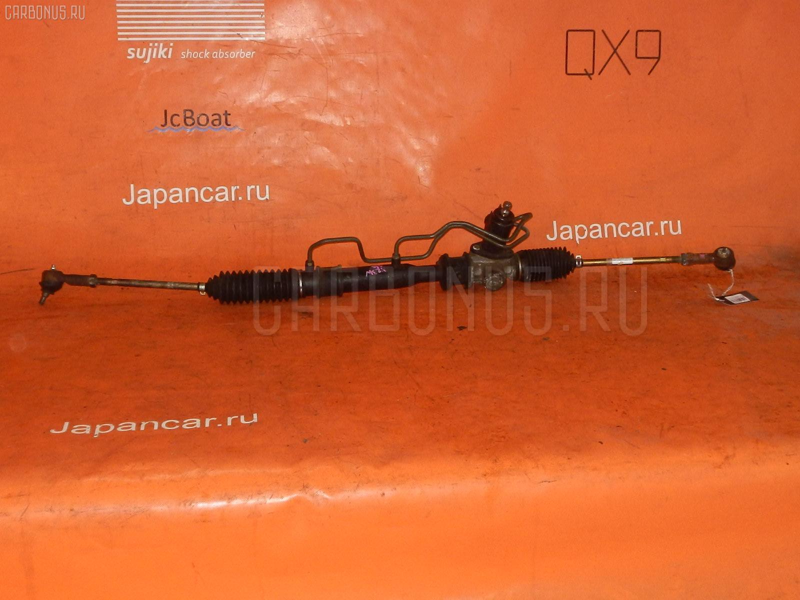Рулевая рейка MITSUBISHI RVR N23WG 4G63. Фото 2