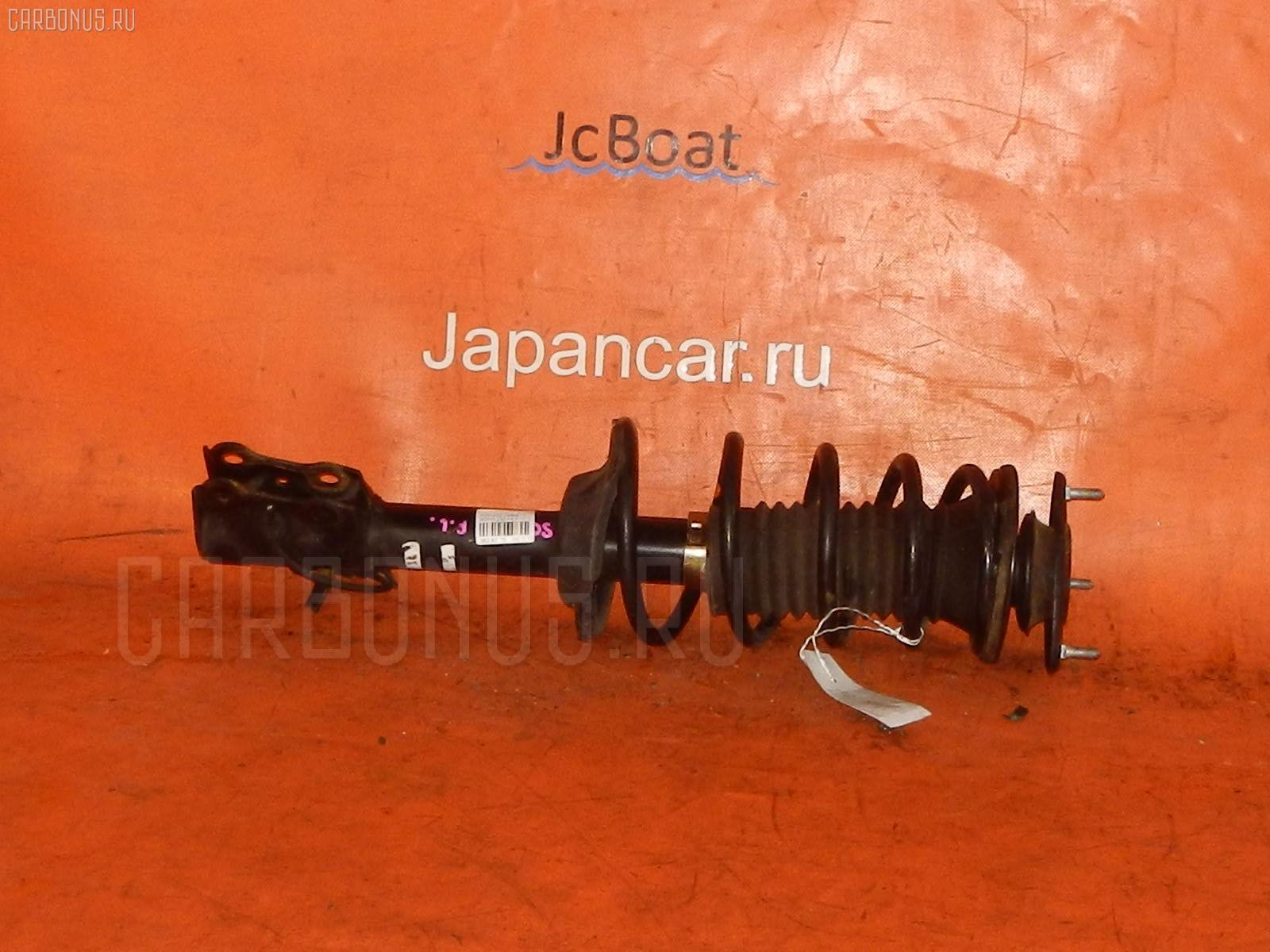 Стойка TOYOTA VITZ SCP13 2SZ-FE. Фото 4