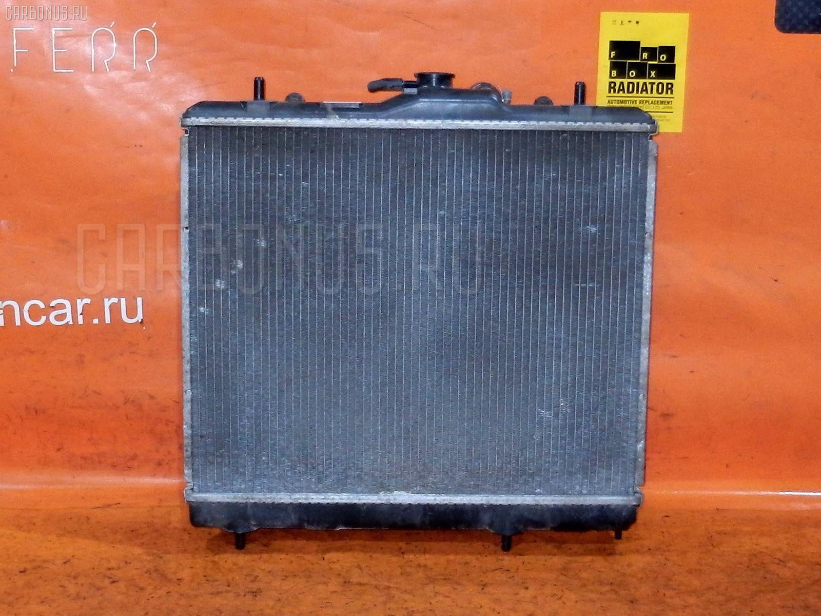 Радиатор ДВС MITSUBISHI PAJERO MINI H58A 4A30. Фото 7