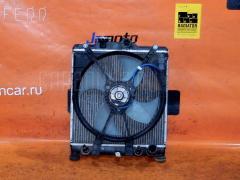 Радиатор ДВС HONDA PARTNER EY8 D16A Фото 2