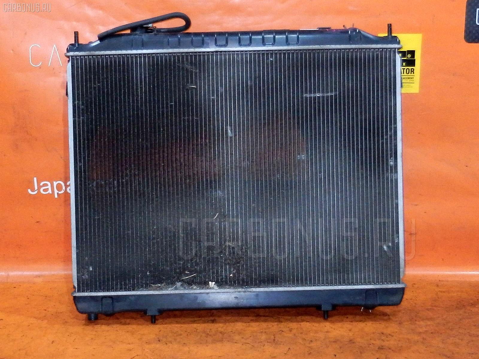Радиатор ДВС Nissan Elgrand NE51 VQ35DE Фото 1