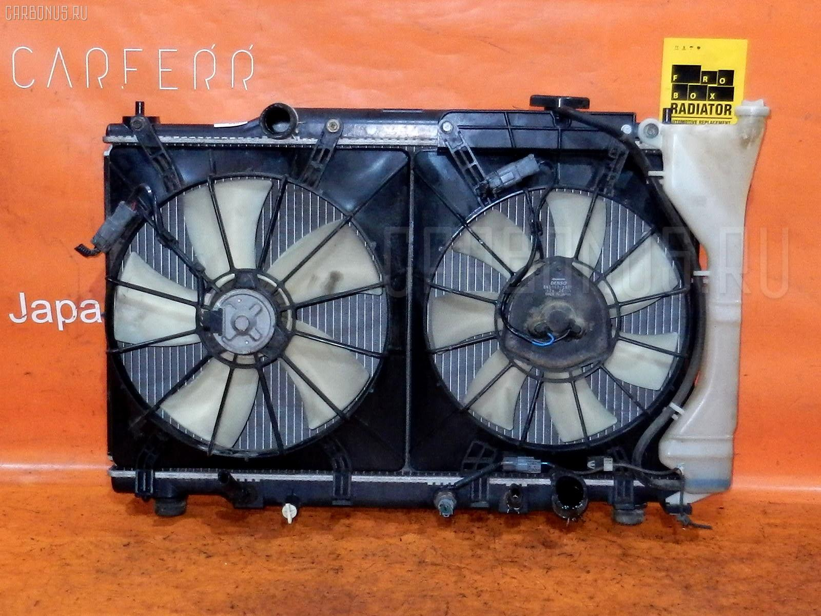 Радиатор ДВС HONDA STREAM RN4 K20A. Фото 3