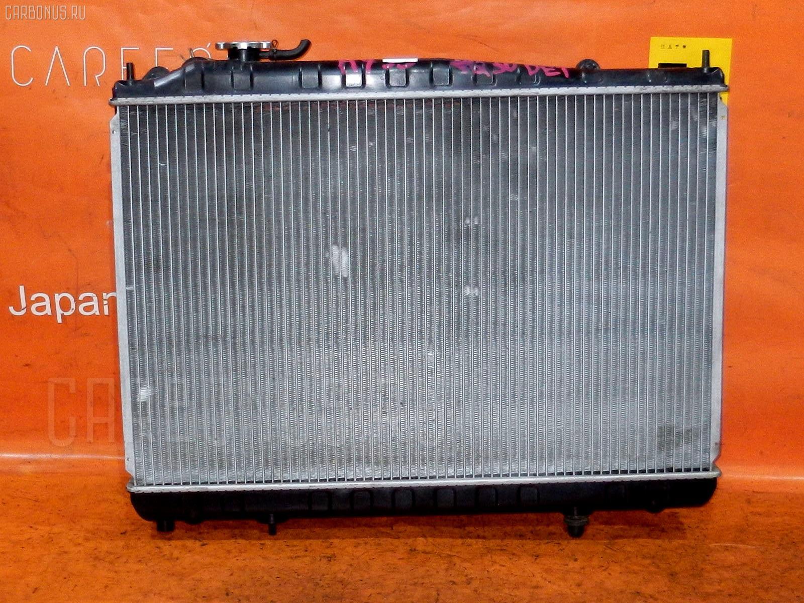 Радиатор ДВС NISSAN CEDRIC HY33 VQ30DET. Фото 4