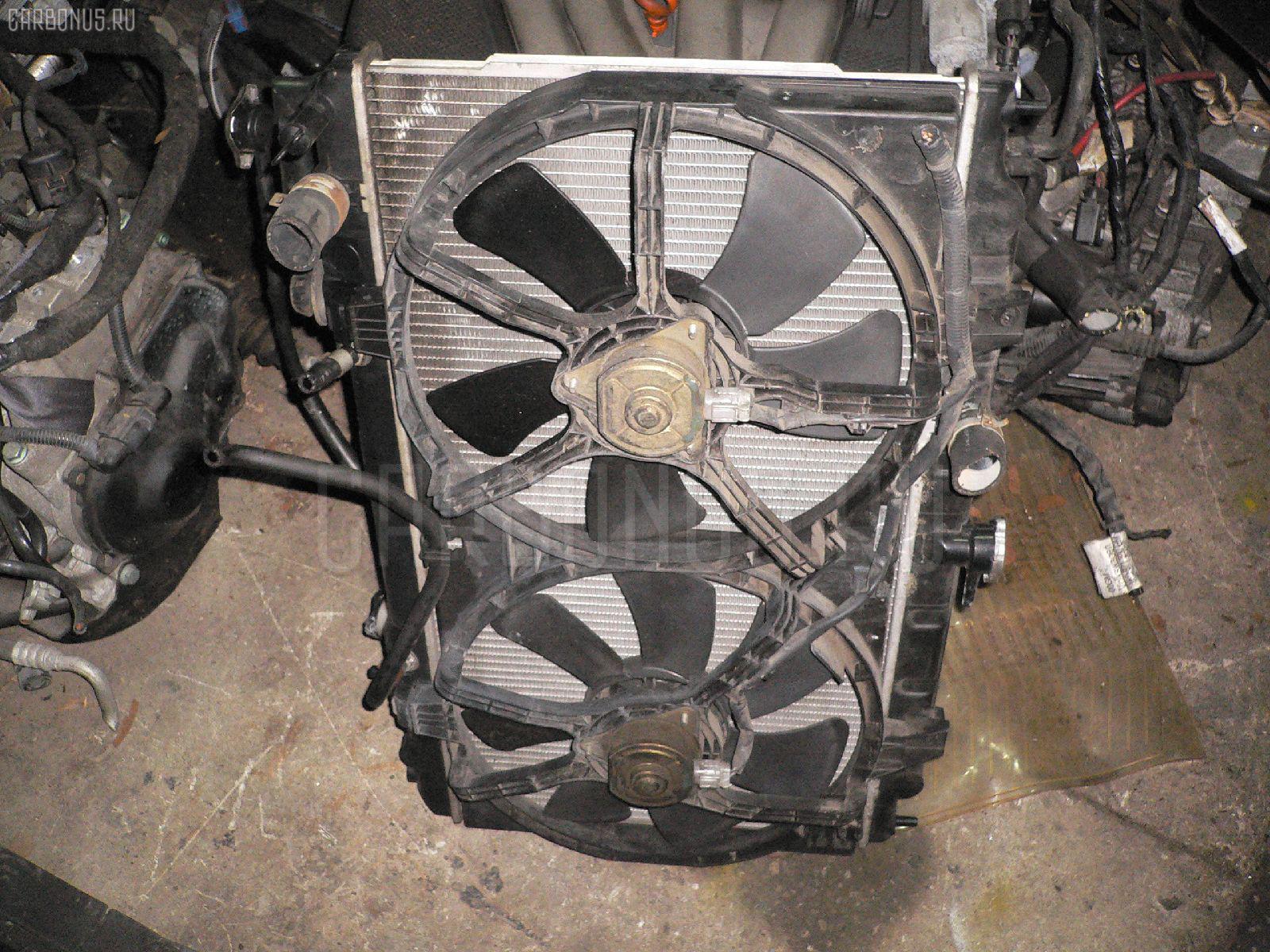 Радиатор ДВС NISSAN SUNNY FNB15 QG15DE. Фото 5
