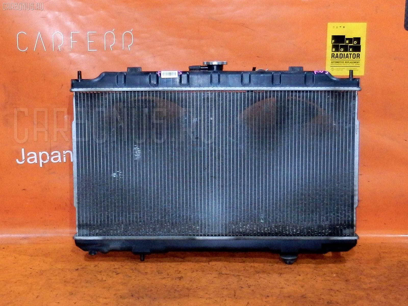 Радиатор ДВС NISSAN SUNNY FNB15 QG15DE. Фото 8