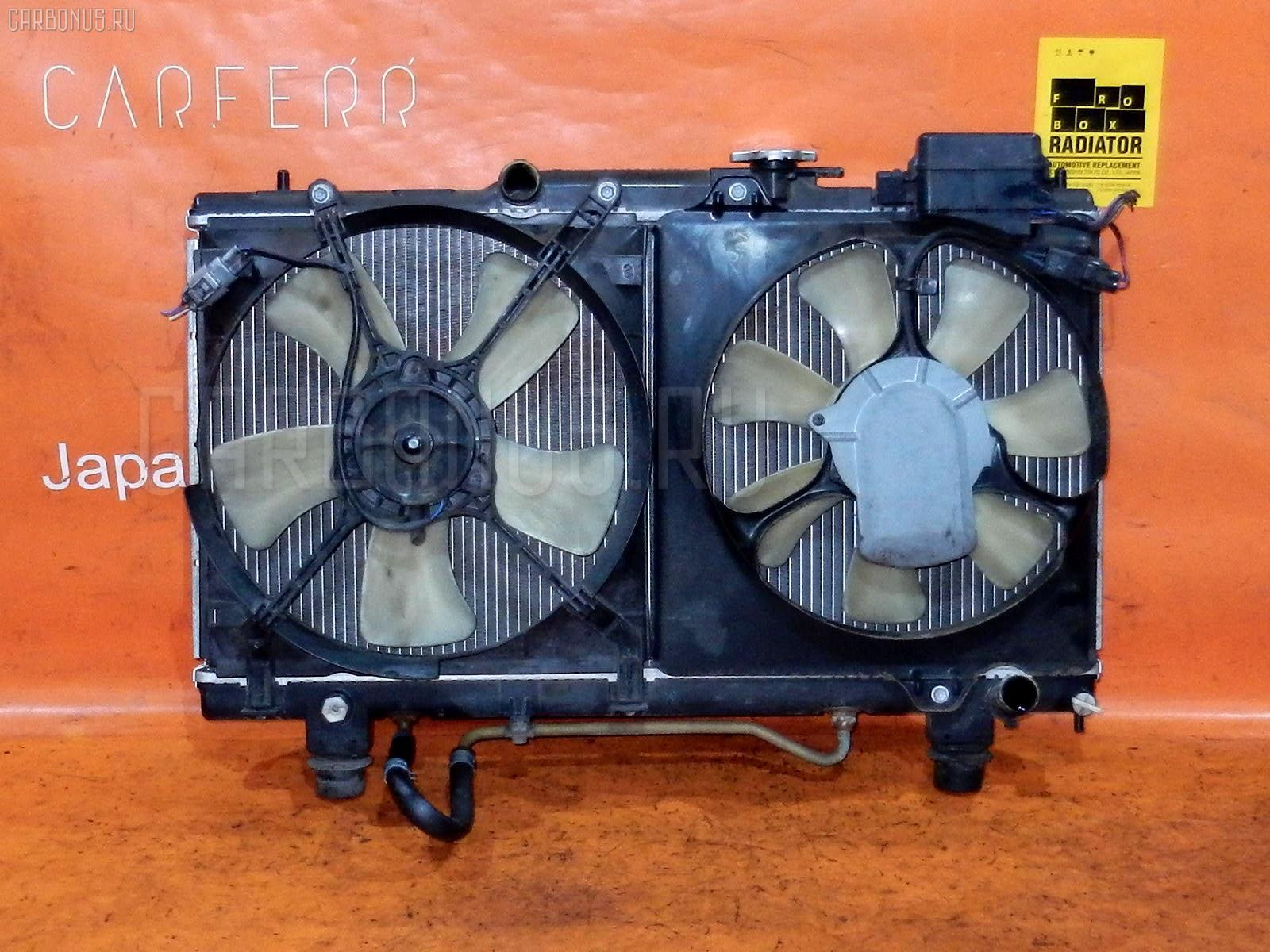 Радиатор ДВС TOYOTA CORONA PREMIO ST215 3S-FE. Фото 7
