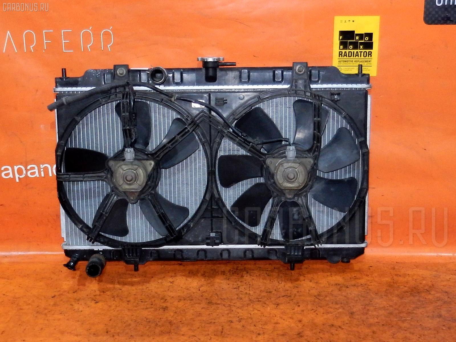 Радиатор ДВС NISSAN AD VHNY11 QG18DE. Фото 3