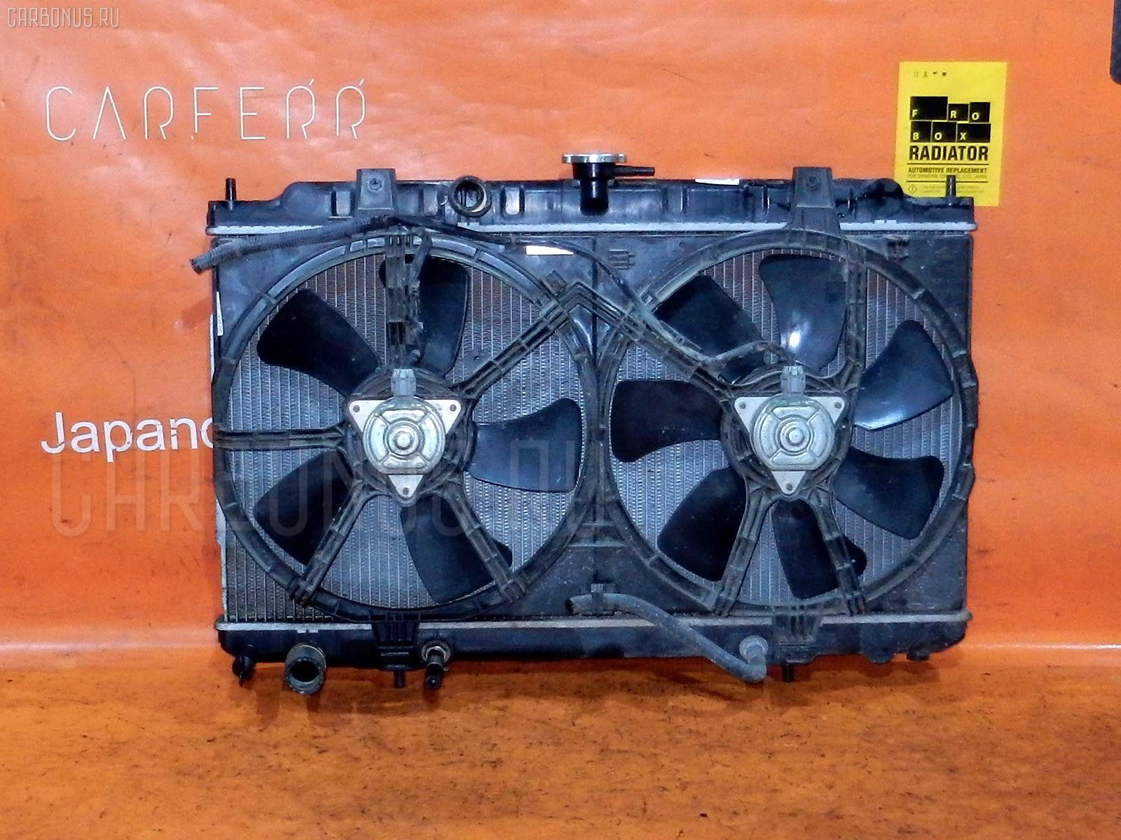 Радиатор ДВС NISSAN AD VHNY11 QG18DE. Фото 5