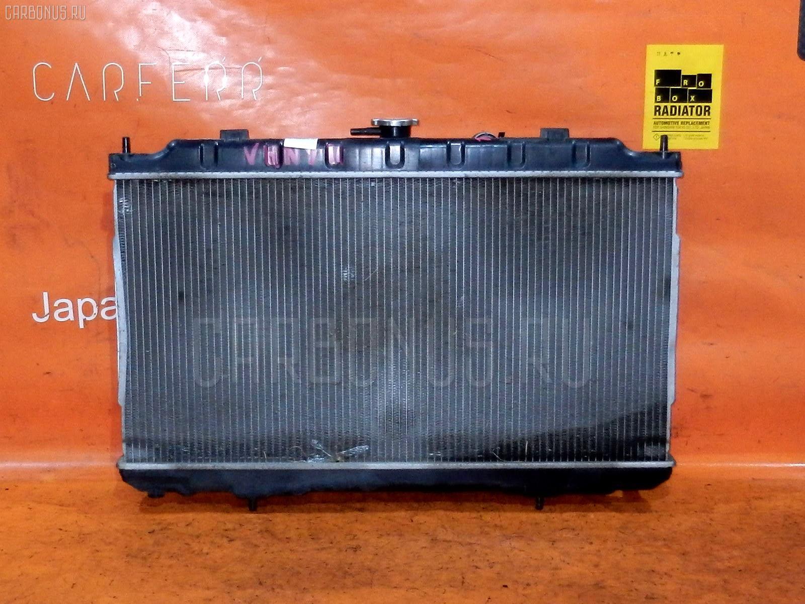 Радиатор ДВС NISSAN AD VHNY11 QG18DE. Фото 6